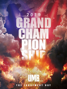 ULTIMATE MC BATTLE 2019 GRAND CHAMPIONSHIP