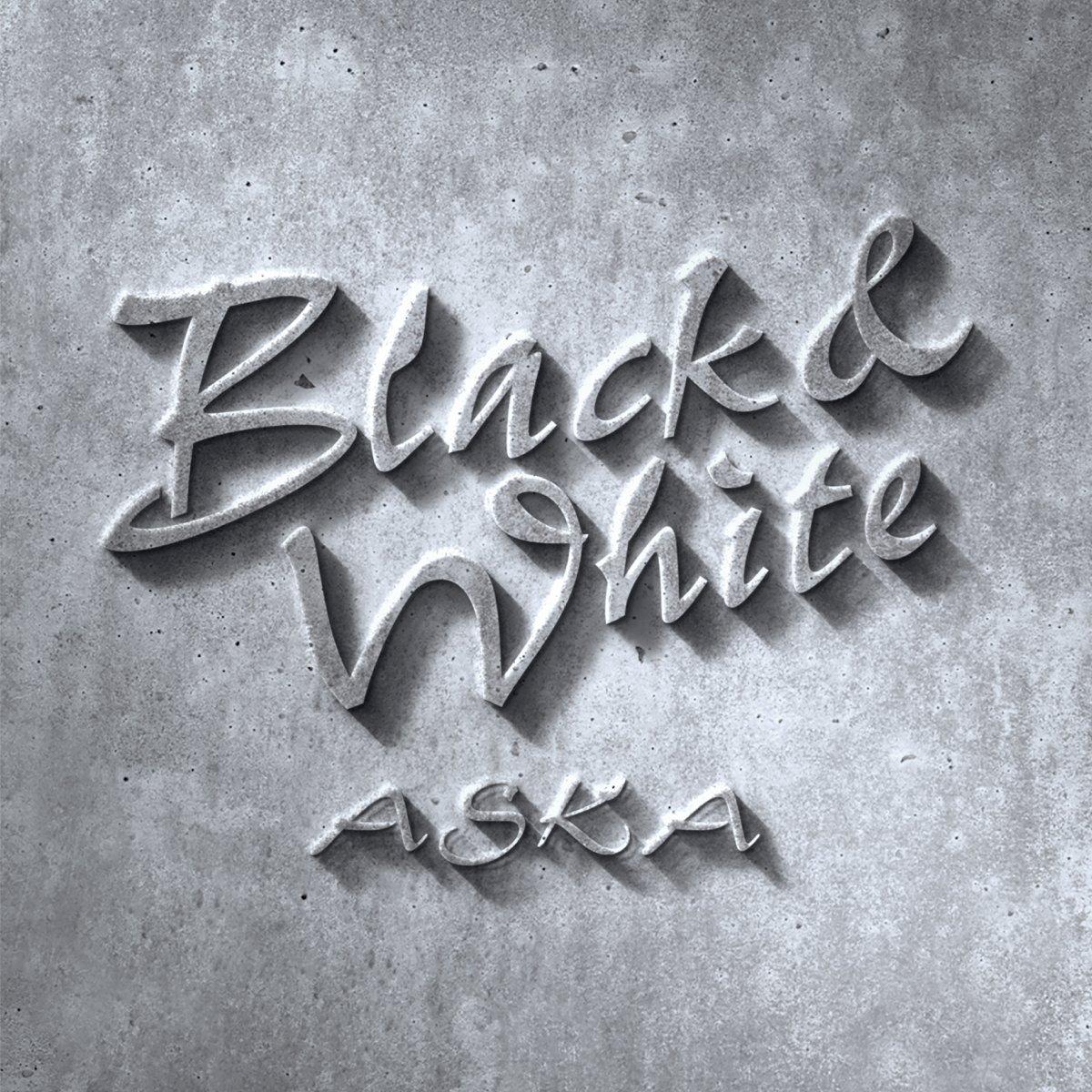 ASKA「Black&White」CD 送料無料