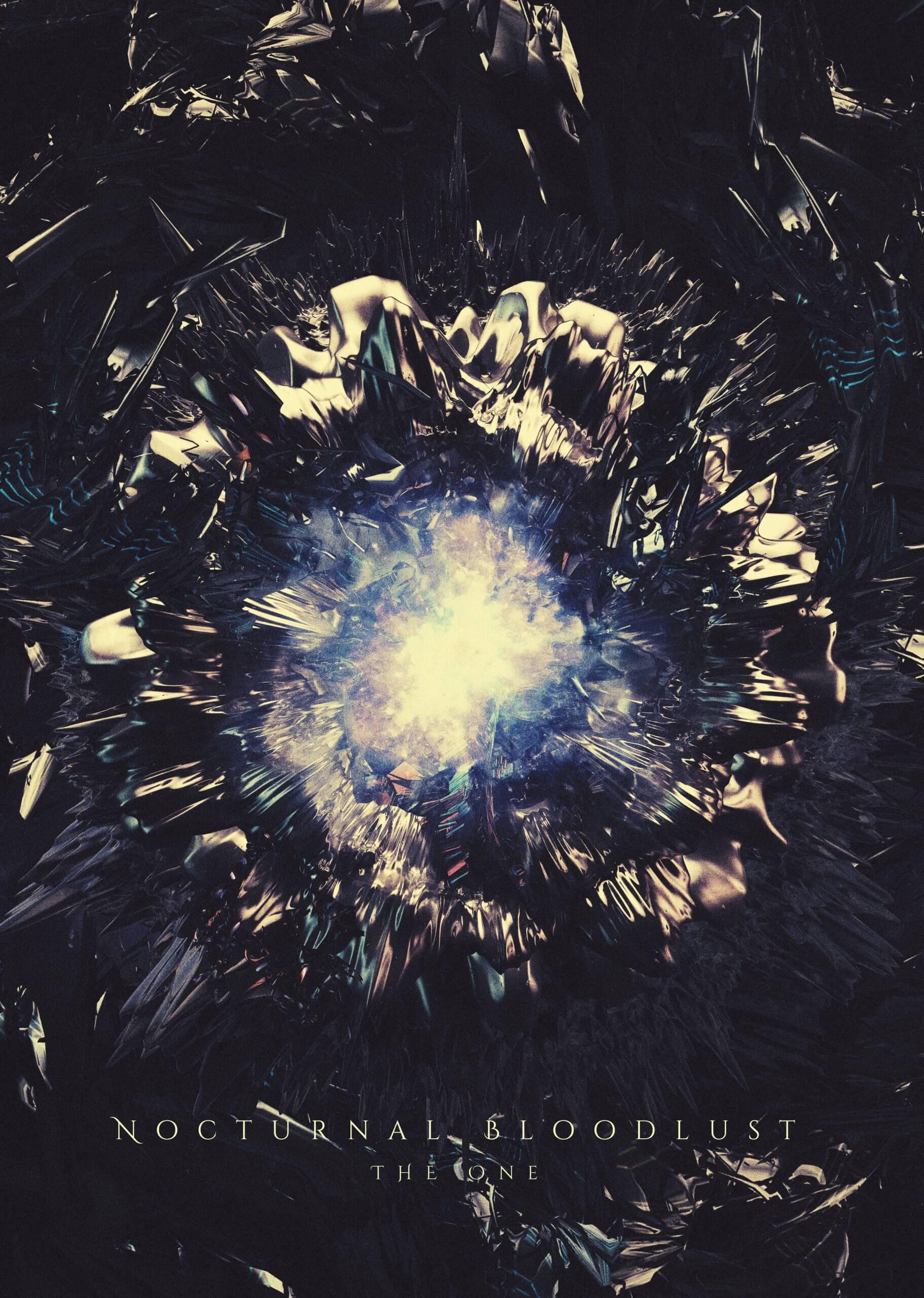 9/1(水)発売 NOCTURNAL BLOODLUST【anysee.jp限定特典:直筆サイン入りB2ポスター付き 】『THE ONE(初回限定盤)』